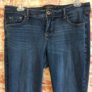 torrid Jeans - Torrid Premium Barely Boot Denim Jeans